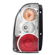 Picture of 04-06 Suzuki XL-7 SUV New Drivers Taillight Taillamp Lens Housing Assembly DOT