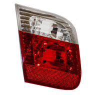 Picture of 02-05 BMW 3 Series New Drivers Back-Up Back Up Light Lamp Red and Clear Lens Housing DOT