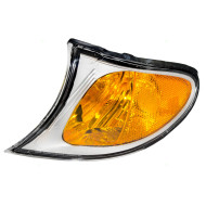 Picture of 02-05 BMW 3 Series New Driver's Park Signal Marker Light Lamp Lens Housing Assembly SAE DOT