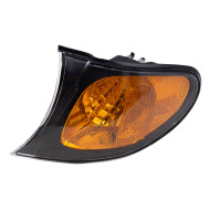 Picture of 02-05 BMW 3 Series New Drivers Park Signal Marker Light Yellow Lamp Lens Housing Assembly DOT