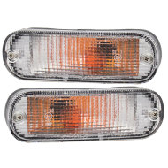 Picture of 89-94 Geo Metro Suzuki Swift New Pair Set Signal Side Marker Light Lamp Assembly DOT