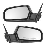 Picture of 06-10 Kia Optima New Pair Set Power Side View Mirror Glass Housing Heated