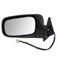Picture of 04-08 Subaru Forester New Driver's Power Side View Mirror Glass Housing Assembly Aftermarket