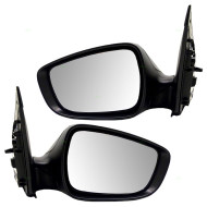 Picture of 12-15 Hyundai Accent New Pair Set Power Side View Mirror Glass Housing Heated Assembly