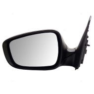 Picture of 12-15 Hyundai Accent New Drivers Power Side View Mirror Glass Housing Heated Signal Assembly