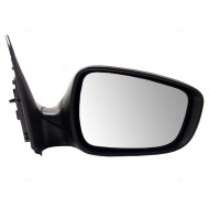 Picture of 12-15 Hyundai Accent New Passengers Power Side View Mirror Glass Housing Heated Signal Assembly