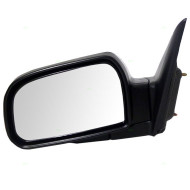 Picture of 05-09 Hyundai Tucson New Drivers Power Side View Mirror Glass Housing Heat Heated
