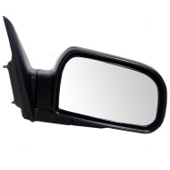 Picture of 05-09 Hyundai Tucson New Passengers Power Side View Mirror Glass Housing Heat Heated