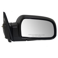 Picture of 05-09 Hyundai Tucson New Passengers Power Side View Mirror Glass Heat Heated Textured