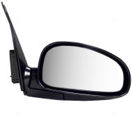 Picture of 01-06 Kia Optima New Passengers Power Side View Mirror Glass Housing Assembly Aftermarket