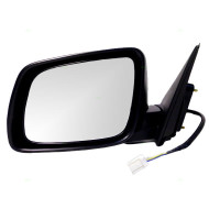 Picture of 08-14 Mitsubishi Lancer New Drivers Power Side View Mirror Glass Housing Assembly