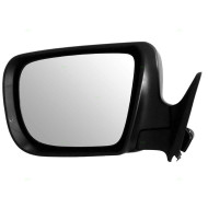Picture of 05-08 Subaru Forester New Drivers Power Side View Mirror Glass Housing Heat Heated Signal Puddle Lamp