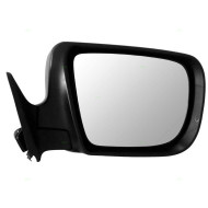 Picture of 05-08 Subaru Forester New Passengers Power Side View Mirror Glass Housing Heat Heated Signal Puddle Lamp