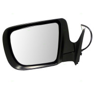 Picture of 05-08 Subaru Forester SUV New Drivers Power Side View Mirror Glass Housing with Signal Lamp