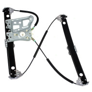 Picture of 00-02 Mercedes S Class New Drivers Front Power Window Lift Regulator Aftermarket Replacement