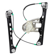 Picture of 01-05 Mercedes-Benz C-Class New Drivers Front Power Window Lift Regulator Aftermarket