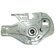 Picture of 05-09 Hyundai Santa Fe SUV New Drivers Front Power Window Lift Regulator Aftermarket