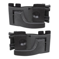 Picture of Ford Mercury SUV New Pair Set Inside Interior Door Handle Assembly Aftermarket Replacement