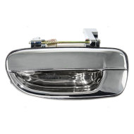 Picture of 00-05 Hyundai Accent New Drivers Rear Outside Outer Chrome Specialty Door Handle Assembly