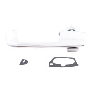 Picture of 78-93 Dodge Pickup New Exterior Front Drivers Chrome Door Handle Aftermarket Replacement