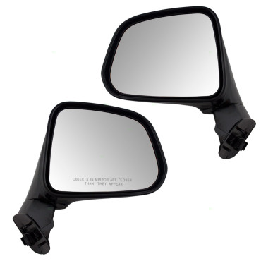 Driver Side Mirror Glass For Captiva