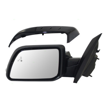 Autoandart Com   Ford Edge New Drivers Power Side View Mirror Heated Signal Puddle Lamp W Blind Spot Detection