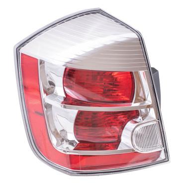 AutoandArt.com - 07-08 Nissan Sentra New Drivers Taillight ...