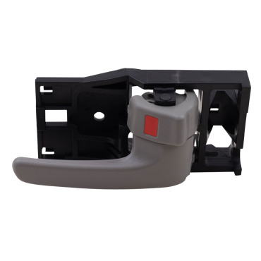 04 06 Toyota Tundra Double Cab Pickup Truck Passengers Inside Gray Door Handle