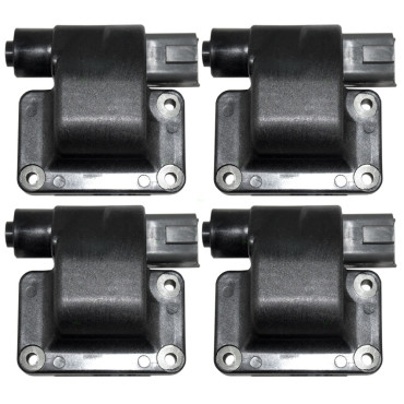 Honda Accord Prelude 4 Cyl Set Of 4 Piece Four Ignition