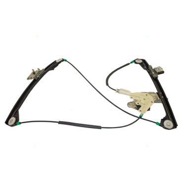 Bmw 3 Series M3 New Drivers Front Power Window Lift Regulator With Motor Assembly