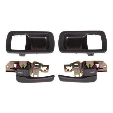 92 96 toyota camry new 4 piece set inside interior inner grey door handle with for 2008 kia spectra interior door handle