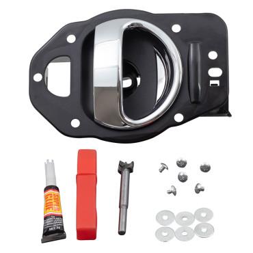 06 11 Chevrolet Hhr Passengers Inside Door Handle Repair Kit