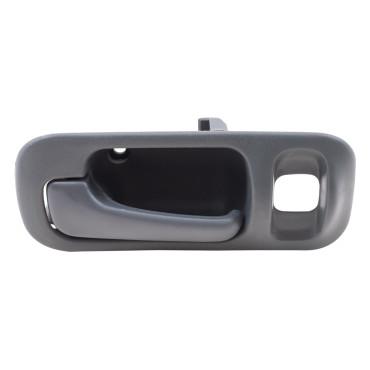 92 95 Honda Civic Drivers Inside Rear Gray Door Handle