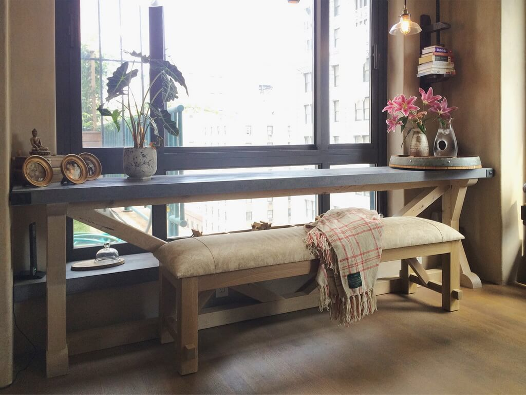 Concrete Console Table Top