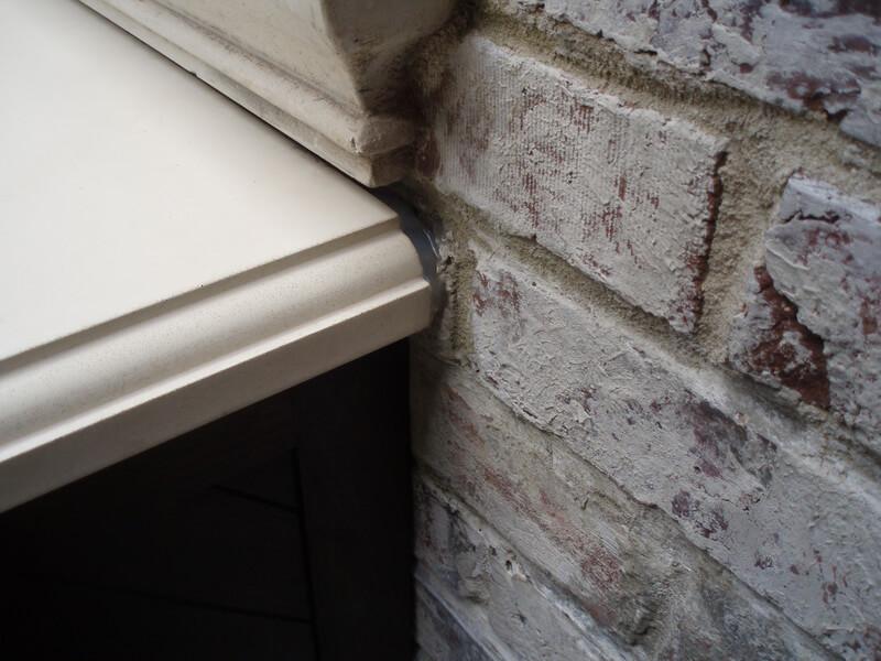 Exterior Concrete Countertop