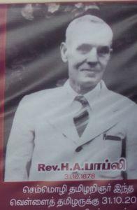 Rev. H.A. Popley