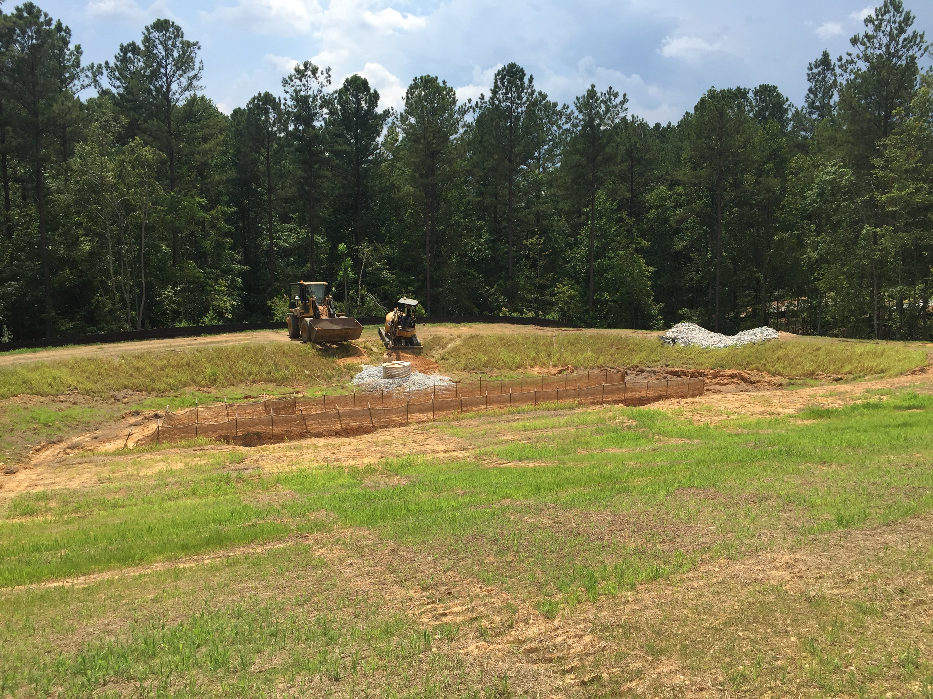 Ongoing Maintenance of Erosion Control