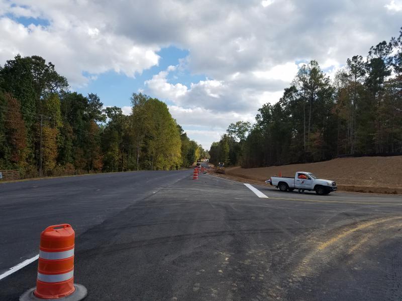 Acceleration Lane at Highway 61