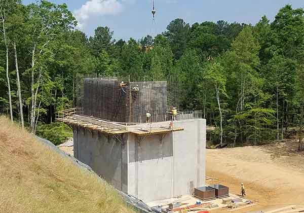 Reservoir Intake Tower