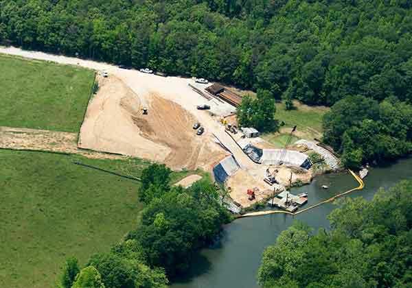 River Intake Site