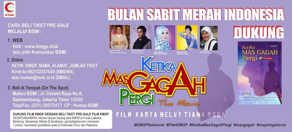 Dukung Film KMGP, BSMI Gelar Roadshow di 5 Kota