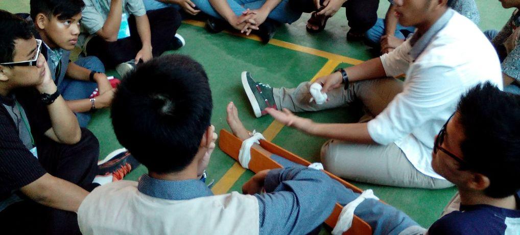 BSMI Gelar Pelatihan Basic Life Supports di Serang