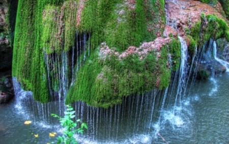 Designated By The Journalists Of World Geography As Most Beautiful Waterfall In Bigar Is Only 320