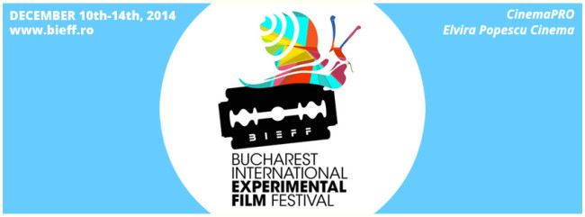 "alt=""Bucharest International Experimental Film Festival 2014 poster"""