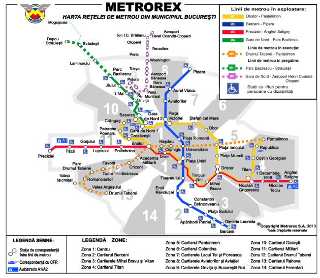 Bucharest Metro Guide – Tips for Trips   Bucharest Tips