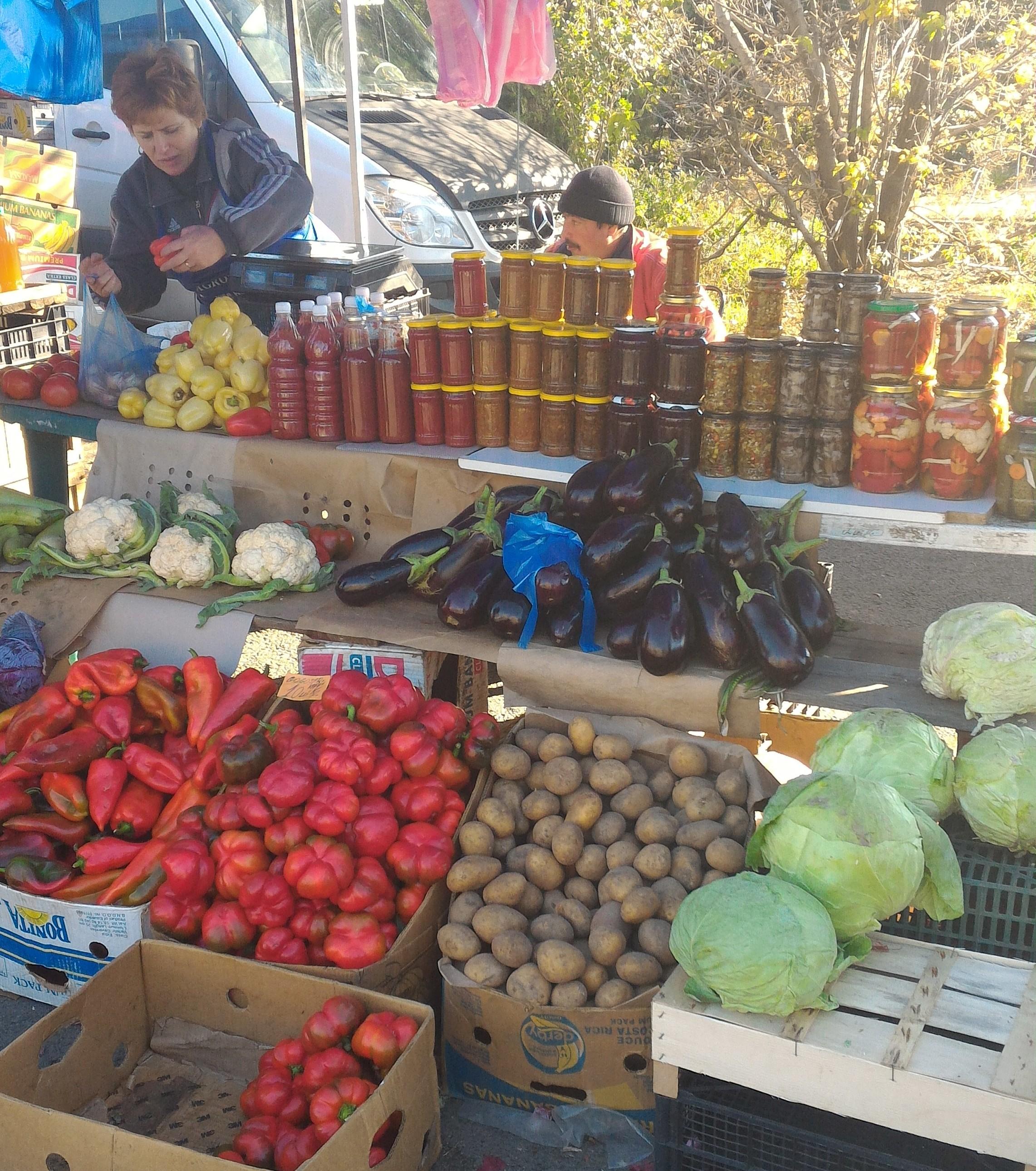Market Bucharest Nerva Traian