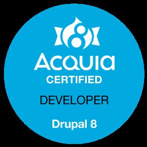 Acquia Certified