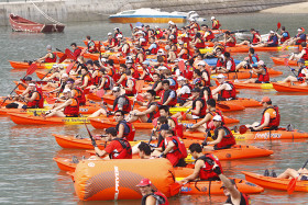 2016 - Royale International Kayak n Run Discovery Bay (Nim Shue Wan)