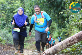 2016 - Action Asia Malaysia - TRAIL run