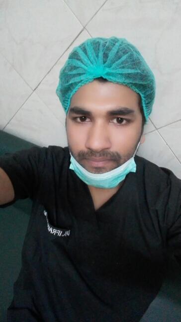 Dr. Ifraim sajid